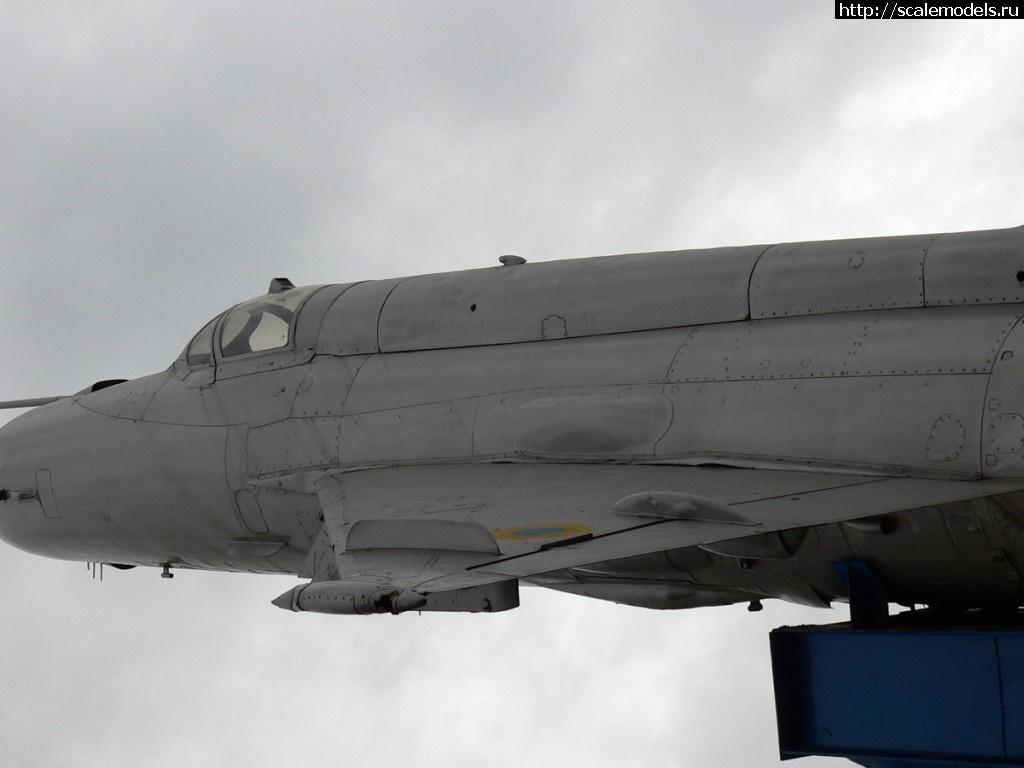 Walkaround МиГ-21Р, Киев Закрыть окно