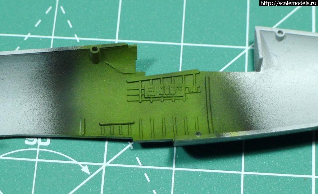 #858305/ Vought F4U-1D Corsair от Tamiya 1/72 (Обсуждение) Закрыть окно