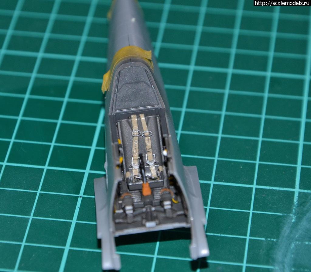 #868096/ Messerschmitt Bf-109 F-4 Ostermann 8./JG54 (Звезда 1/48) Закрыть окно
