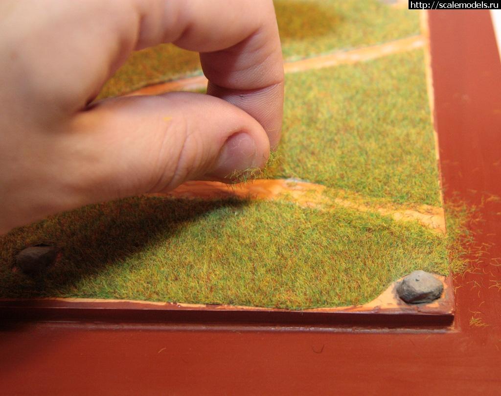 Как сделать траву для моделизма