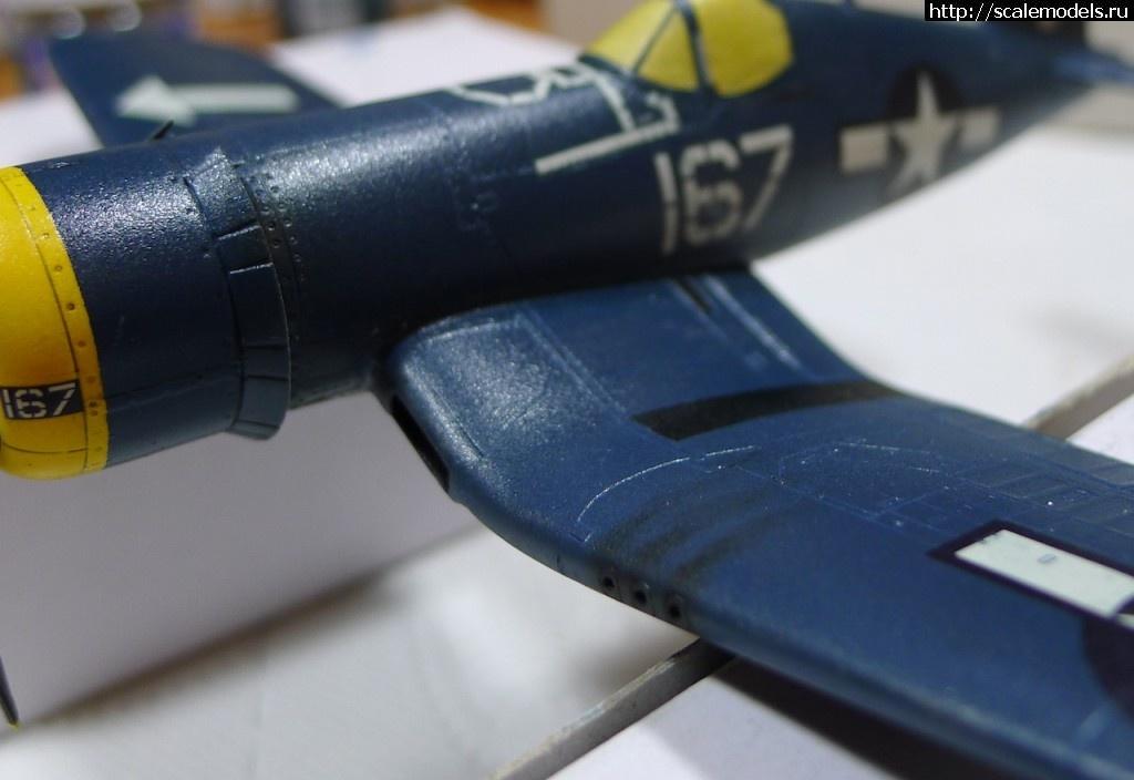 #879596/ Vought F4U-1D Corsair от Tamiya 1/72 (Обсуждение) Закрыть окно