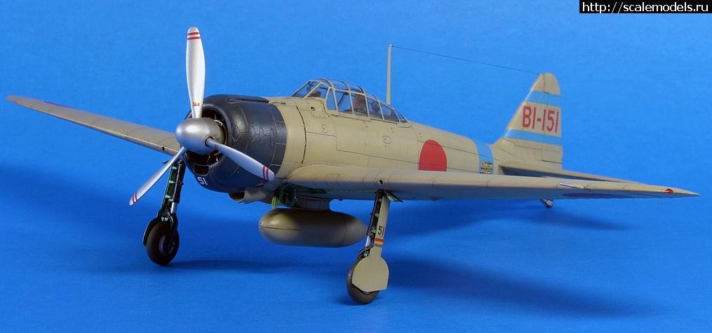 #880057/ Tamiya 1/72 Mitsubishi A6M2 пилот лей...(#6421) - обсуждение Закрыть окно