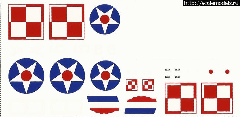 Новинка KV Decol: деколи 1/72, ограниченный выпуск Закрыть окно