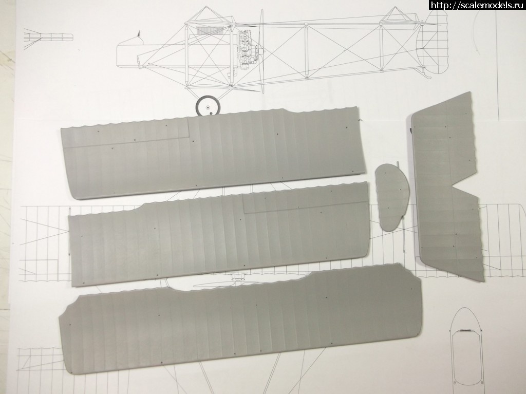 Белые Farman HF.30 M-1:48 - ГОТОВО Закрыть окно