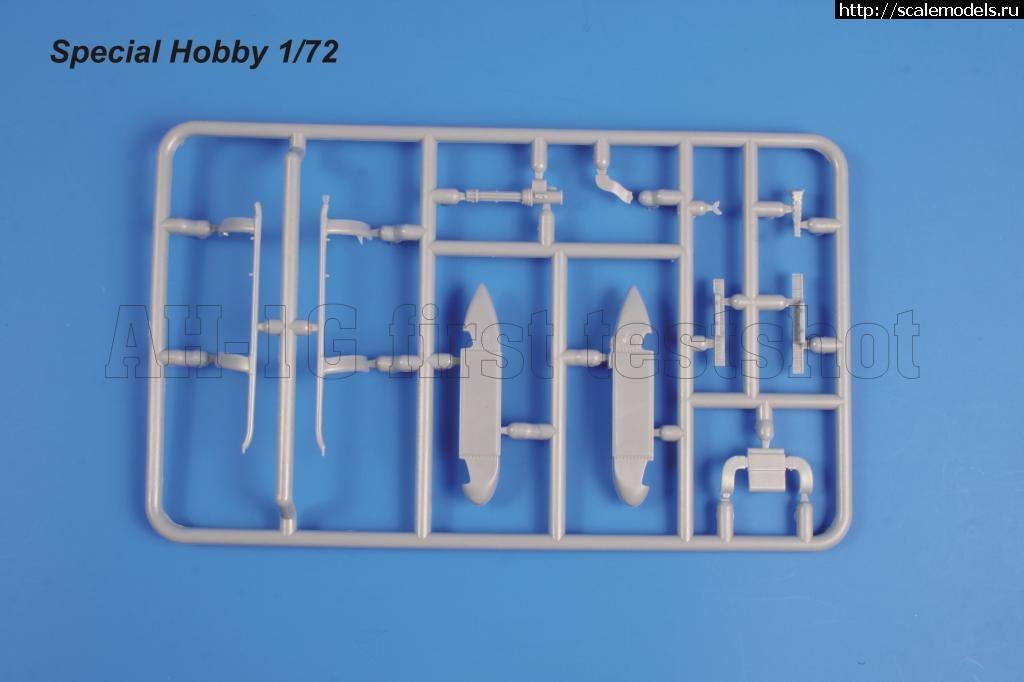 Новинка Special Hobby: 1/72 AH-1G/Q/S Cobra Закрыть окно