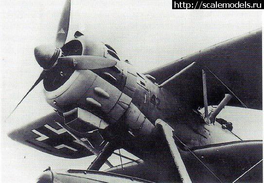 #899995/ Heinkel He 114A  Mach2 1:72 - Выстругаем буратина!!!  ГОТОВО Закрыть окно