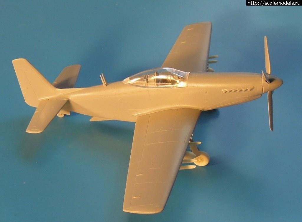 Новинка RS-models: P-51H Mustang Закрыть окно