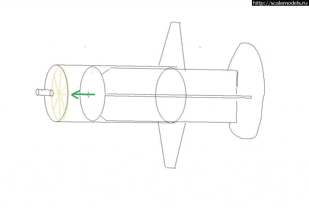 #904069/ ЖОВТО-БЛАКИТНІ - 1/72-Nieuport 17 C1? УГА 1919г. ГОТОВО. Закрыть окно