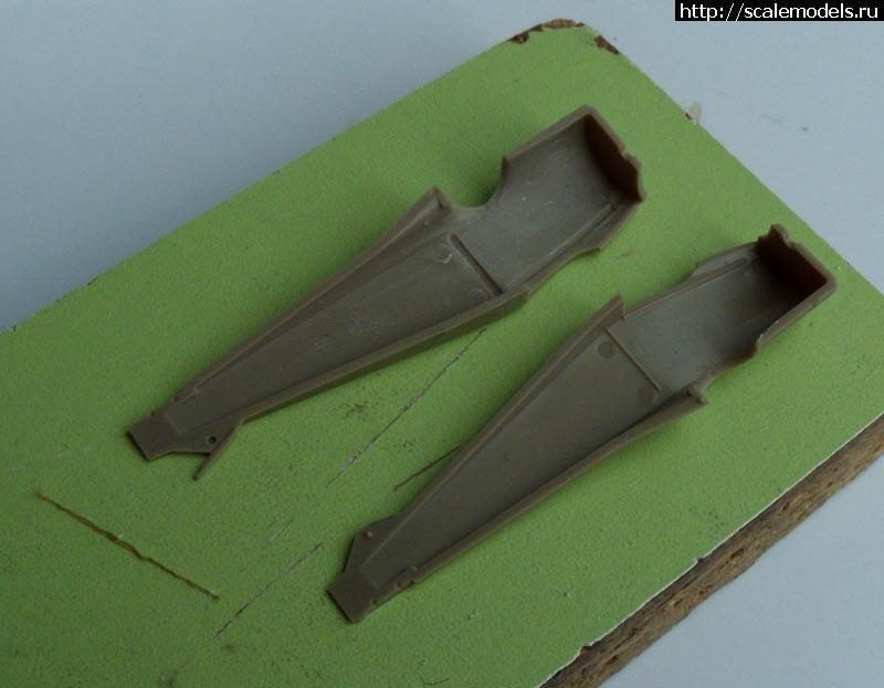 #904217/ ЖОВТО-БЛАКИТНІ - 1/72-Nieuport 17 C1? УГА 1919г. ГОТОВО. Закрыть окно