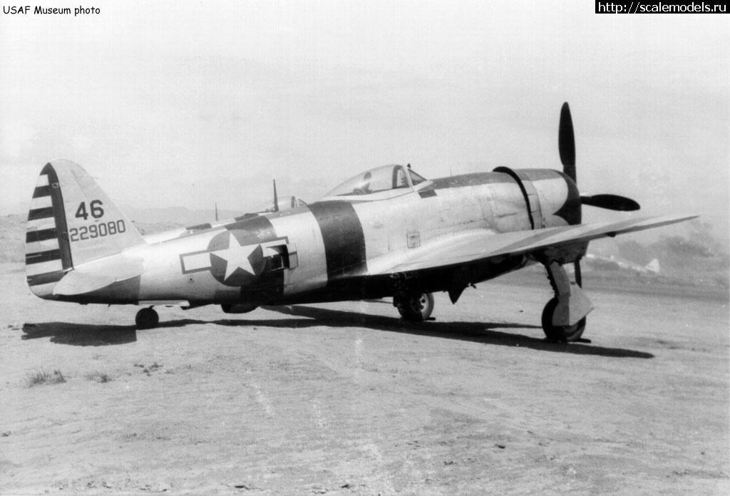 #906702/ Trumpeter 1/32 P-47D Tunderbolt Razor...(#6569) - обсуждение Закрыть окно