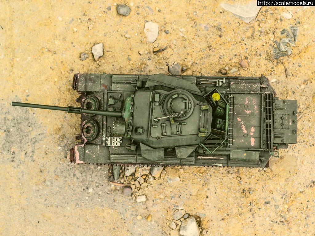#912643/ Australian Centurion Mk 5/1      ГОТОВО Закрыть окно
