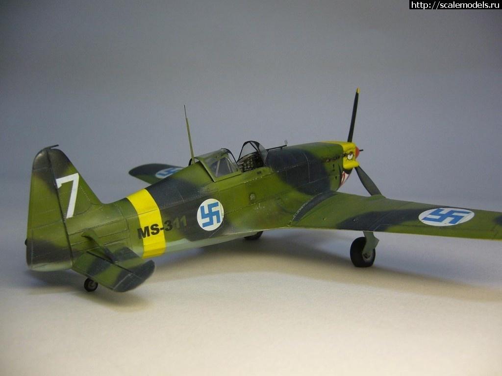 #913097/ AZmodel 1/48 Morane-Saulnier MS.406C1...(#6627) - обсуждение Закрыть окно