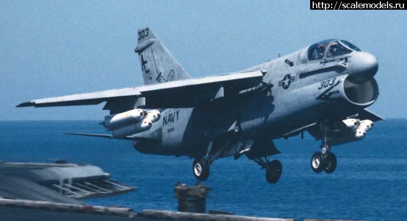 #928718/ 1/48 Hasegawa - A-7E Corsair II (поддержка) - ГОТОВО Закрыть окно