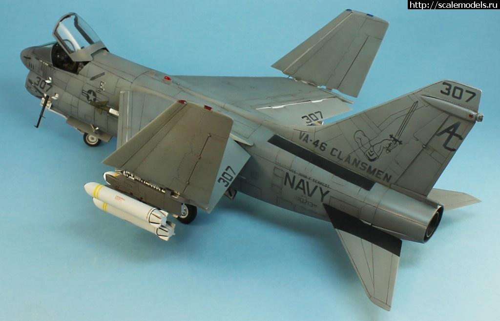 #928721/ 1/48 Hasegawa - A-7E Corsair II (поддержка) - ГОТОВО Закрыть окно