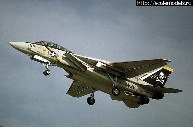 #929457/ Italeri 1/48 F-14A Tomcat Jolly Rogers(#6731) - обсуждение Закрыть окно