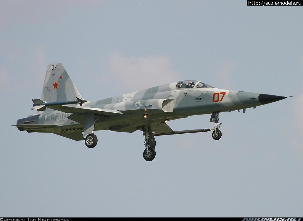 #944459/ 1/48 AFV Club F-5E Закрыть окно