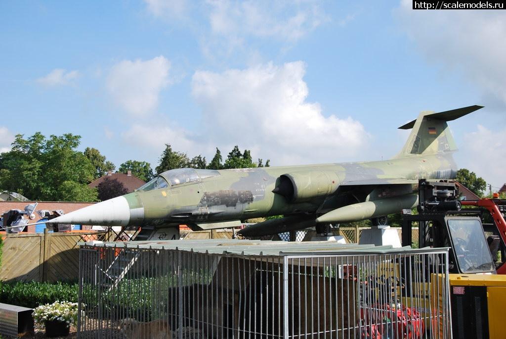 F-104G, 1/48 Revell - ГОТОВО Закрыть окно