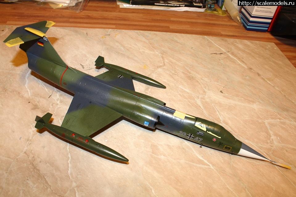 #949962/ F-104G, 1/48 Revell - ГОТОВО Закрыть окно