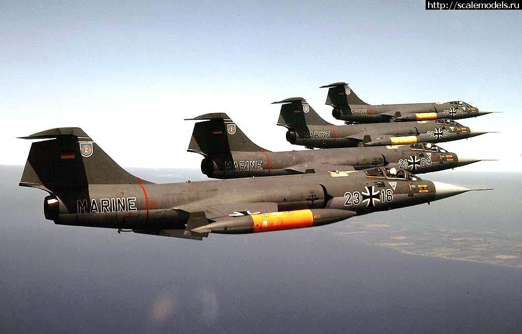 #950147/ F-104G, 1/48 Revell - ГОТОВО Закрыть окно