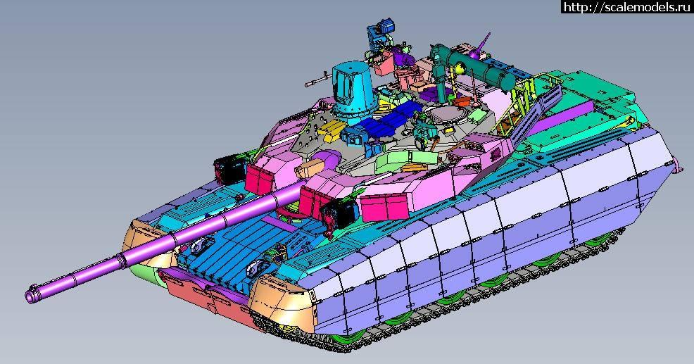 #958532/ Анонс Xact Scale Models 1/35 Т-84 Опл...(#6311) - обсуждение Закрыть окно
