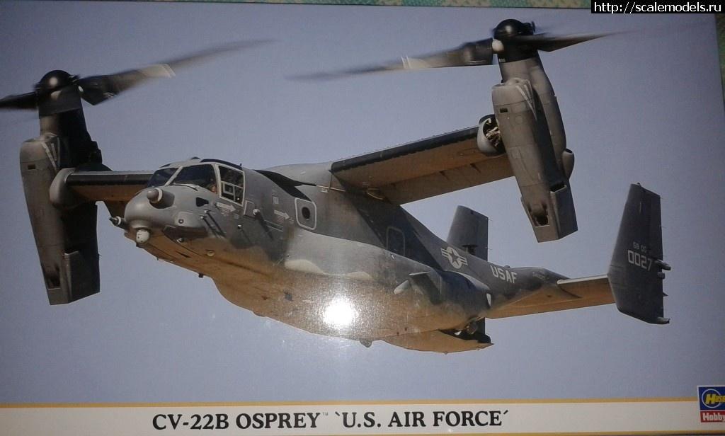 #963232/ Анонс Hasegawa 1/72 V-22 Osprey(#5295) - обсуждение Закрыть окно