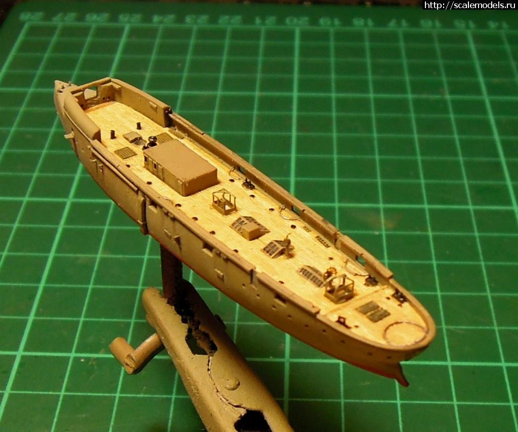 канонерская лодка бобр модель