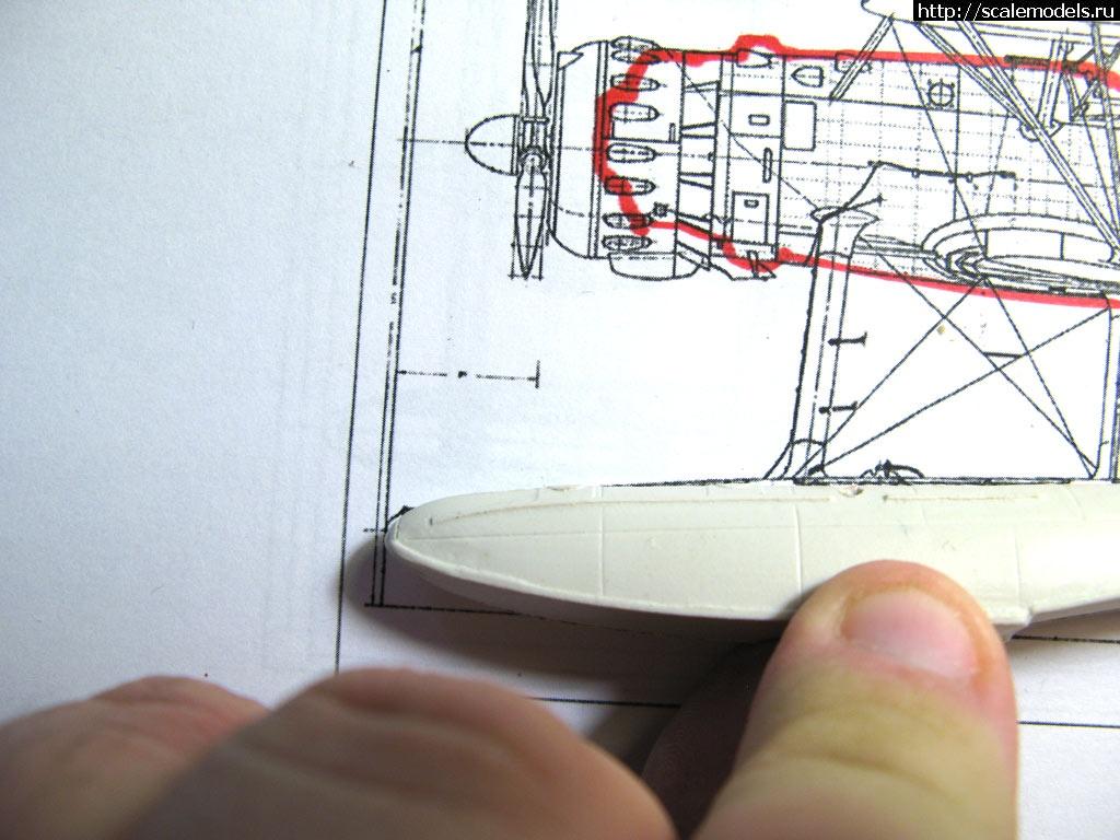 #984404/ Heinkel He 114A  Mach2 1:72 - Выстругаем буратина!!! Закрыть окно