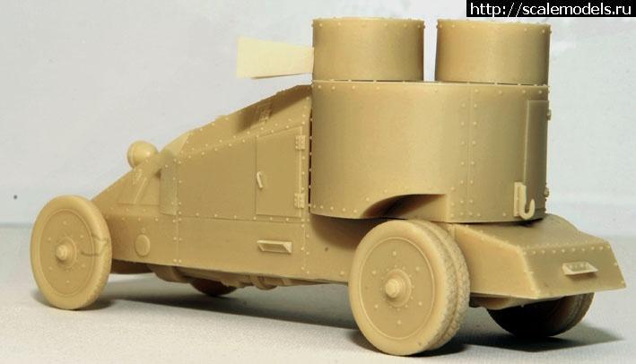 WW Model Studio 1/35  Бронеавтомобиль Мгебров-Рено Закрыть окно
