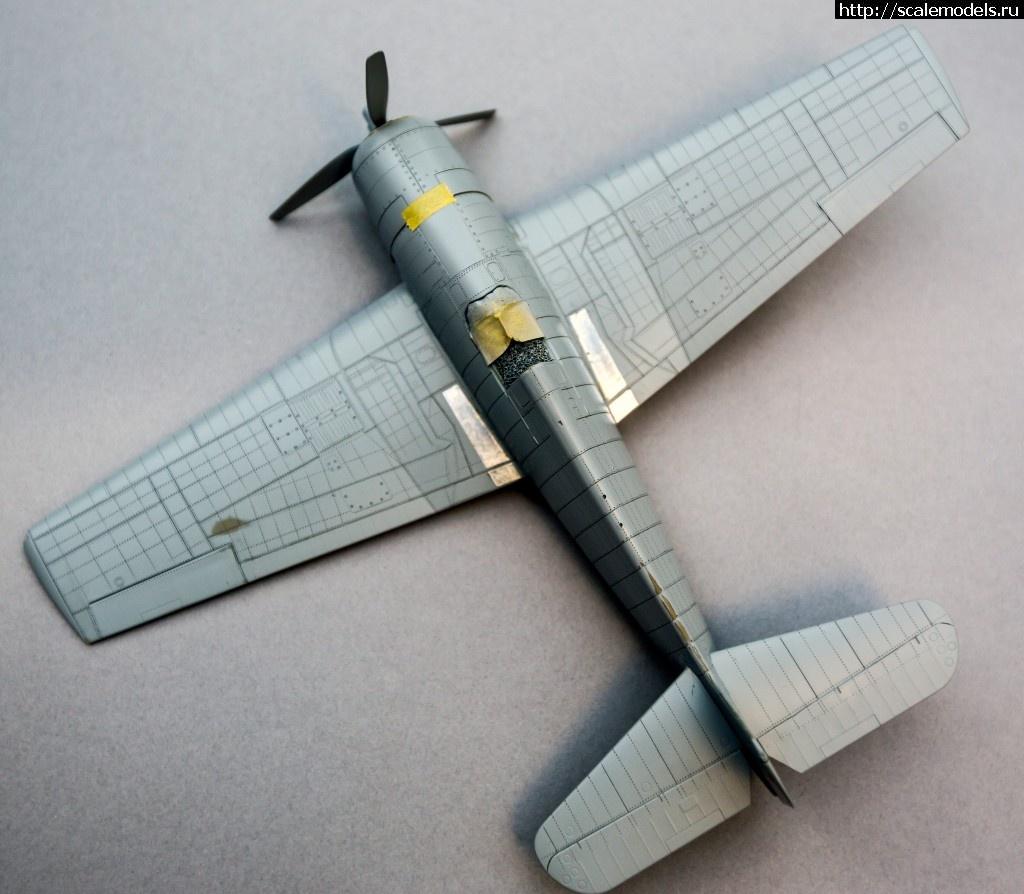 #1032275/ F6F-3 Hellcat 1/48 EDUARD ГОТОВО! Закрыть окно