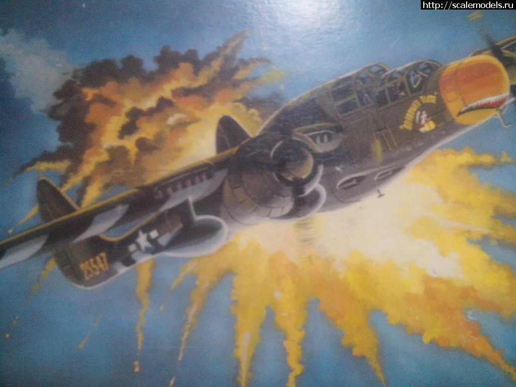 P-61А 1-72 от Dragon Закрыть окно
