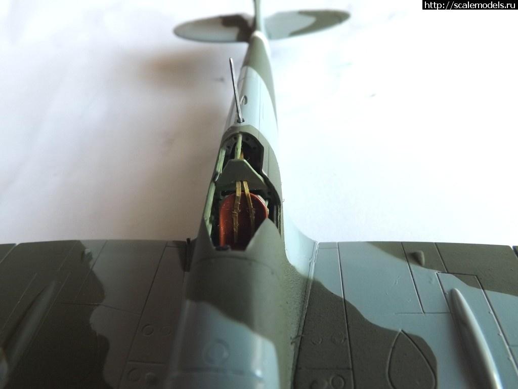 #1046808/ Тихокеанская акула Spit Mk VIII -1/72 Italeri (поддержка)! Закрыть окно