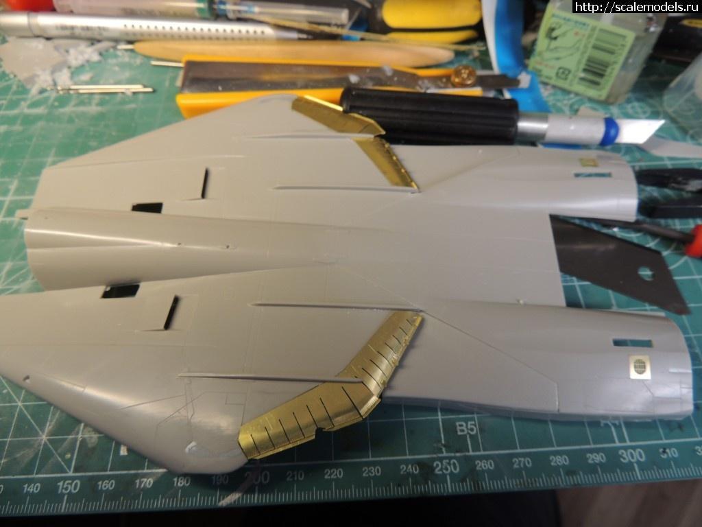 #1047664/ Сборка F-14A 1:48 Hasegawa Закрыть окно