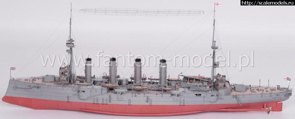 Новинка Fantom Model 1/200 HMS Good Hope Закрыть окно