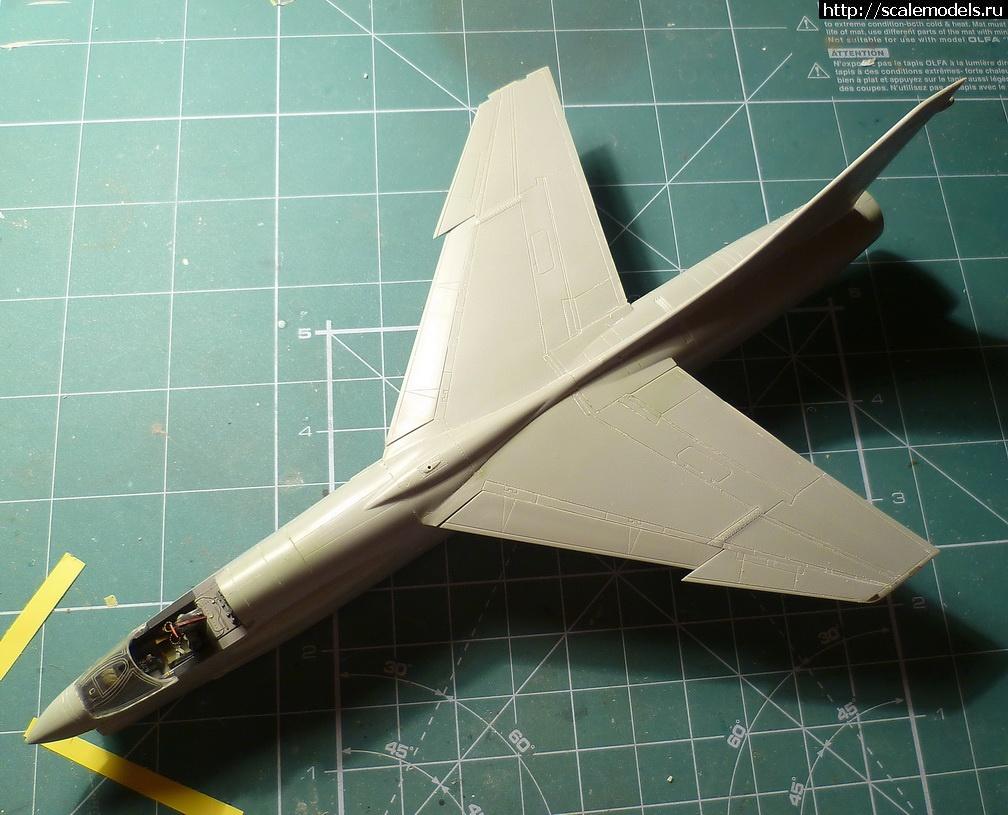 #1077535/ 1/72 Academy F-8E Crusader ГОТОВО!!! Закрыть окно
