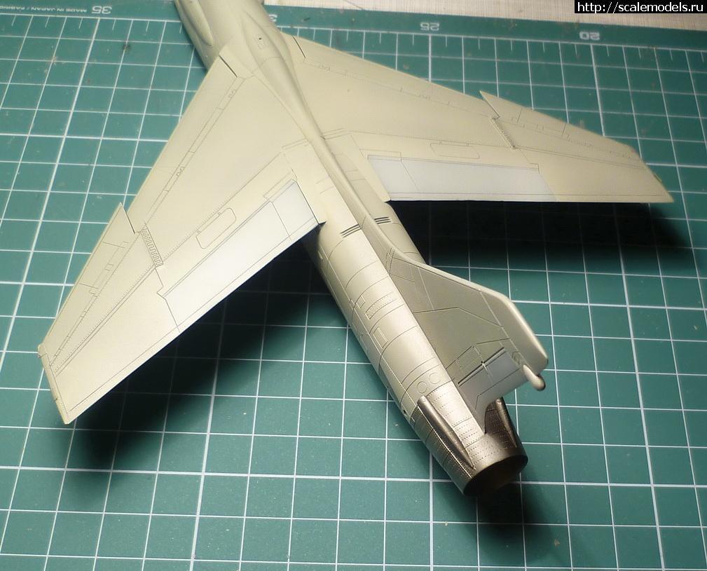 #1080778/ 1/72 Academy F-8E Crusader ГОТОВО!!! Закрыть окно