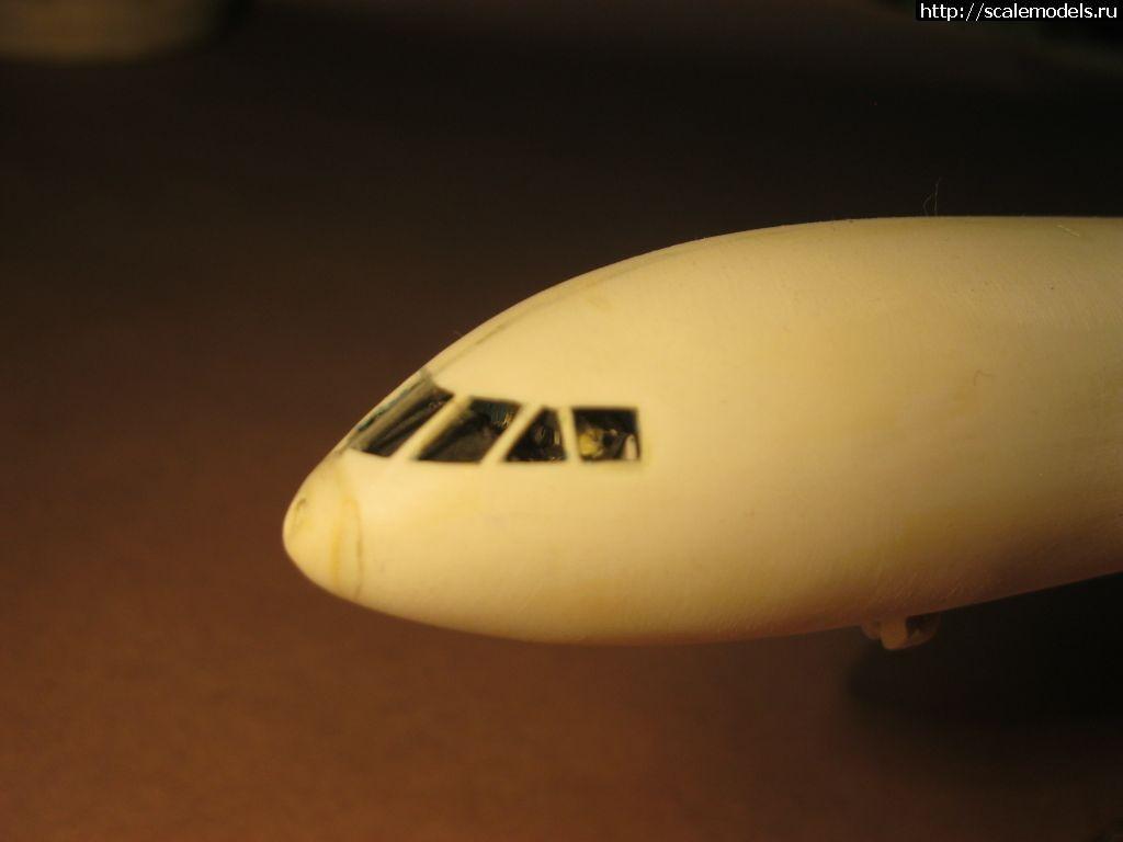 #1081194/ SUD Caravelle 01 (1й прототип), лизинг SAS, 1:100, Heller Закрыть окно