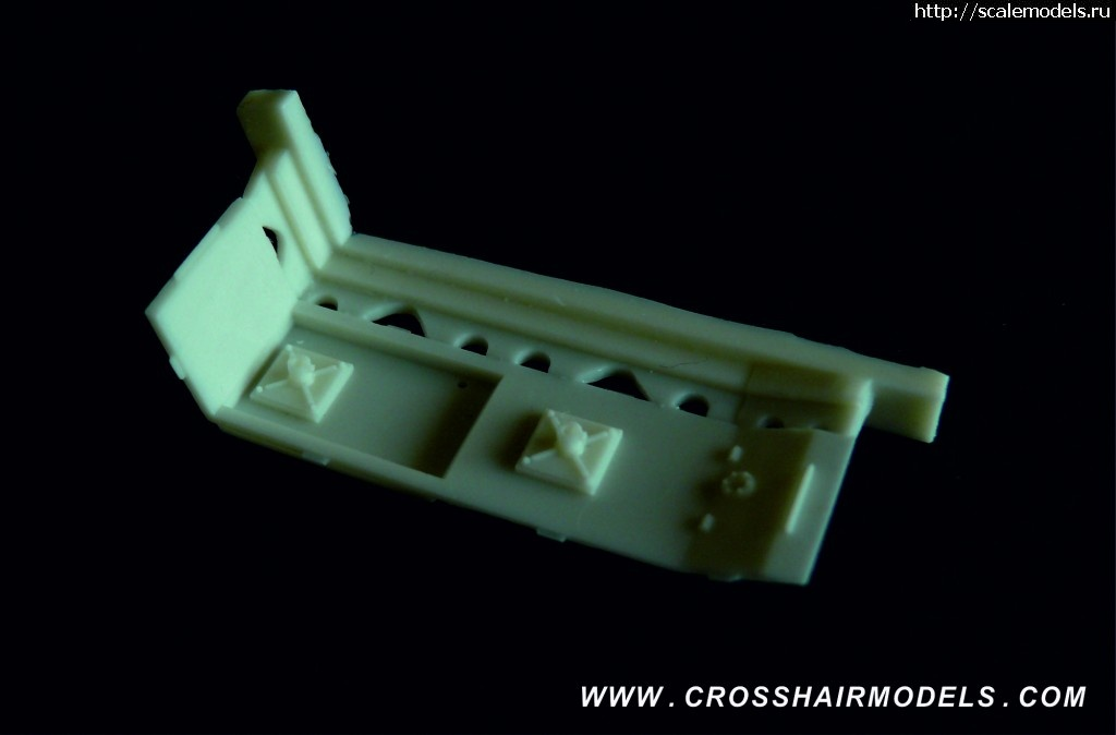 Crosshair models Кабина для Тополь от Звезды Закрыть окно