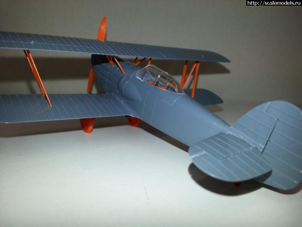 Новая Avia B-534 в 1/72 от Eduard Закрыть окно