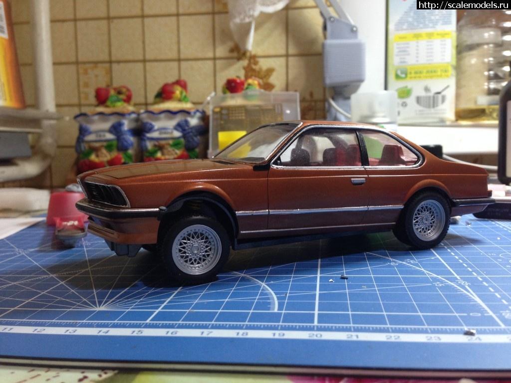 #1085222/ 1/24 BMW M635 CSi 1984г (SnAkECiD / Валера Золотухин) Закрыть окно