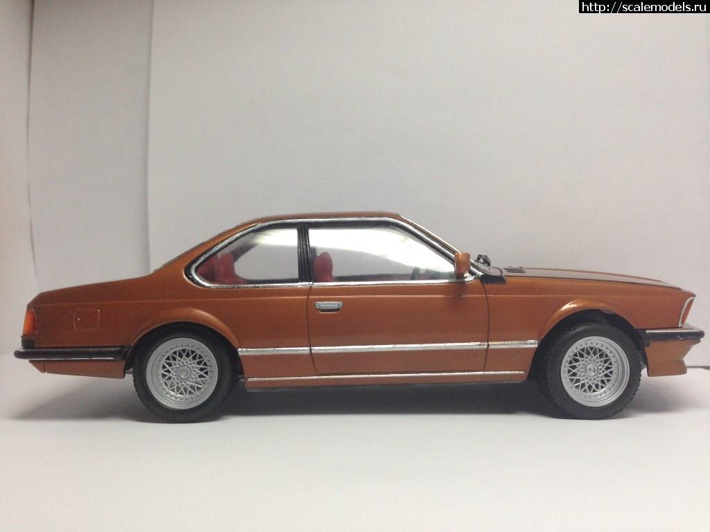 #1086665/ 1/24 BMW M635 CSi 1984г (SnAkECiD / Валера Золотухин) Закрыть окно