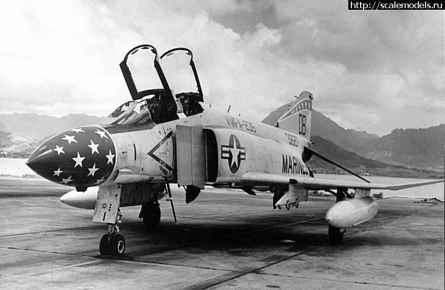 #1103783/ Fujimi 1/72 F-4J Phantom Death Angels(#8141) - обсуждение Закрыть окно
