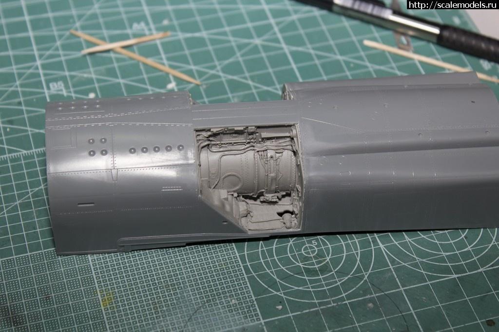 1/32 Trumpeter МиГ-23МЛД Закрыть окно