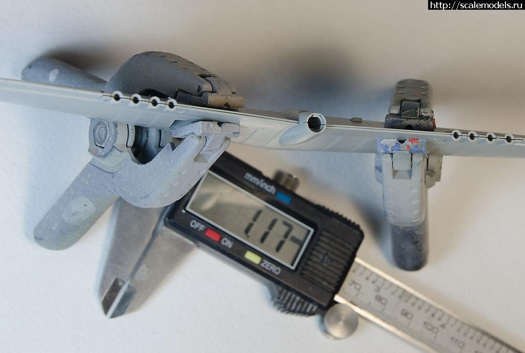 Nortrop YB-49 1/200 Cyber Hobby - ГОТОВО - Закрыть окно