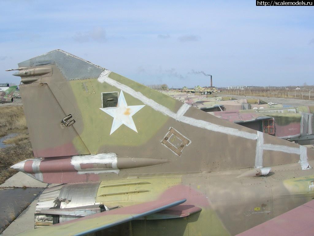 #1115538/ 1/32 Trumpeter МиГ-23МЛД Закрыть окно