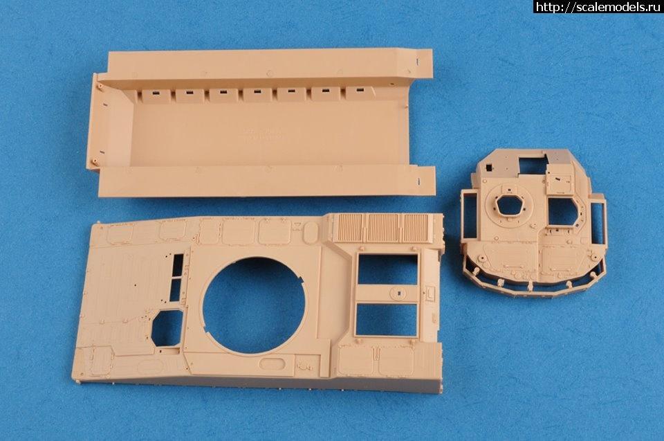 Отливки шведской БМП CV9035 IFV 1/35 от HobbyBoss      Закрыть окно