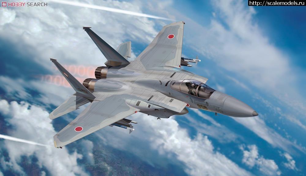 Новинка Platz: 1/72 F-15J Закрыть окно