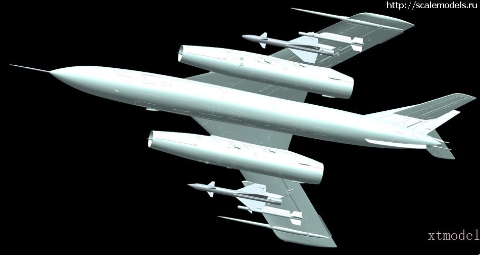 Анонс Xuntong Models 1/48 Як-28 Закрыть окно