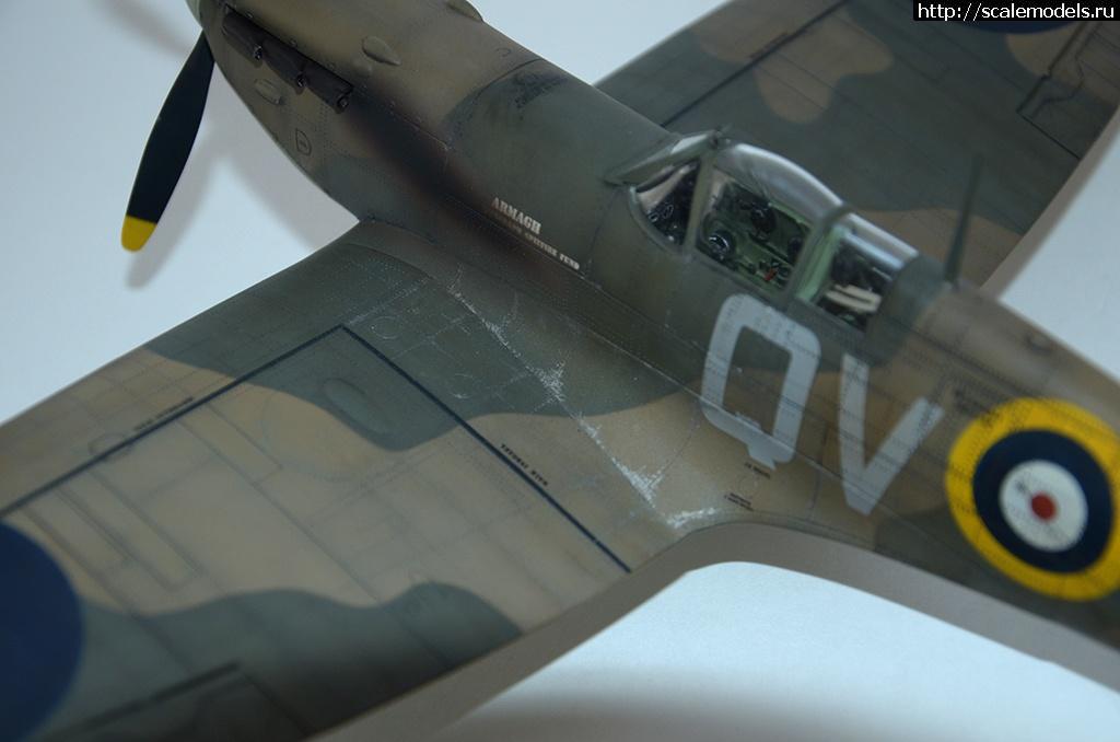 #1143307/ Spitfire Mk.IIa (Revell) - ГОТОВО! Закрыть окно