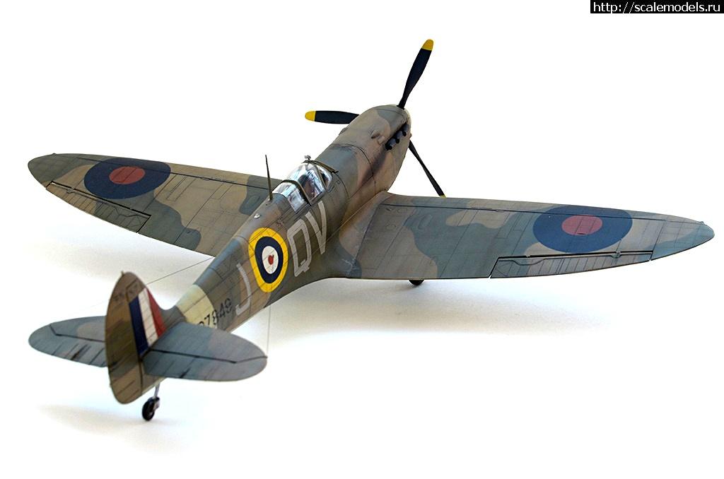 #1143901/ Spitfire Mk.IIa (Revell) - ГОТОВО! Закрыть окно