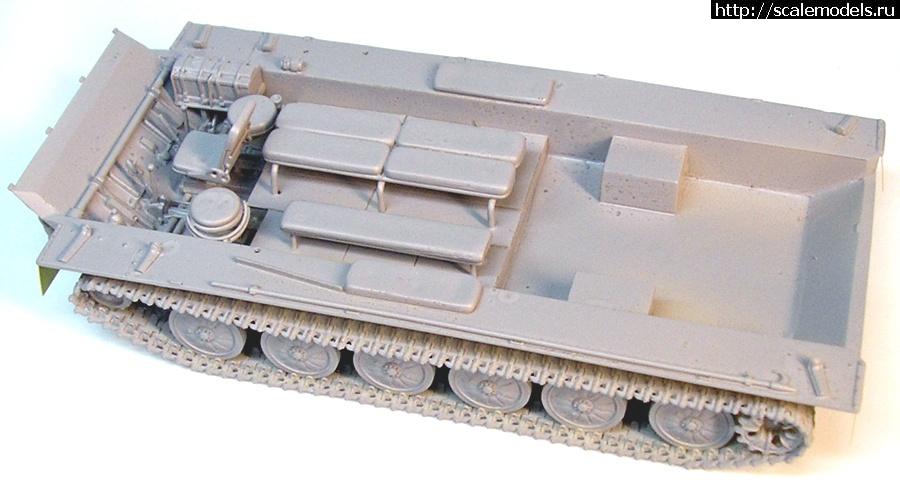 Анонс TankMania 1/48 БТР-50П Закрыть окно
